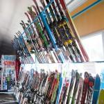 MeriTeijo ski sukset myymälä