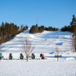 MeriTeijo ski turistirinne