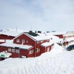 Riksgränsen kylä
