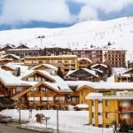 Alpe d'Huez village