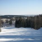 Puijo hiihtokeskus rinne