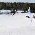 Ski Tornimaki street hyppy