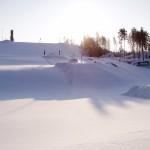 Ski Tornimäki street laskettelurinne