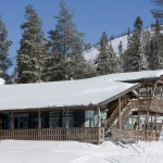 Skiing Salla