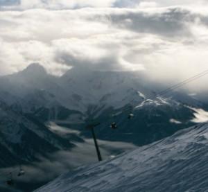 Arosa-Lenzerheide - hiihtokeskus