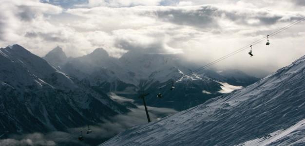 Arosa-Lenzerheide – Sveitsiläisten oma hiihtoalue