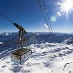 Garmisch gondolihissi hiihtohissi
