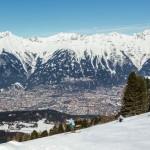 Innsbruck Inntal laakso maisema