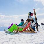 Innsbruck laskijat tauko