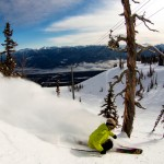 Kicking horse laskettelu