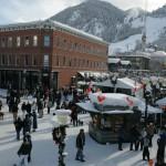 Aspen kylä hiihtokeskus