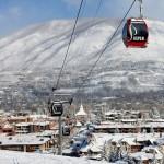 Aspen Snowmass hiihtokylä hiihtohissi gondolihissi