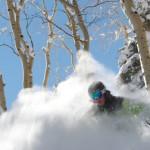 Aspen Snowmass puuteri offpiste offari