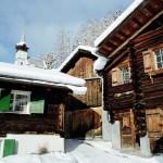 Davos alppikylä hiihtokylä