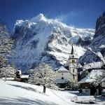 Grindelwald_alppikyla_ Jungfrau Region