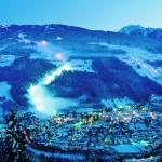 Ilta alppikylä