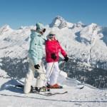 La_clusaz_aravis_lumilautailu_alppimaisema_hiihtokeskus_laskettelukeskus