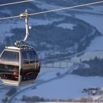 Lillehammer hiihtohissi gondolihissi laskettelukeskus