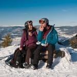 Lillehammer laskettelu eväät tunturi