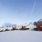 Lumikissat rinne rinteet hiihtokeskus laskettelukeskus SkiWelt Wilder Kaiser-Brixental
