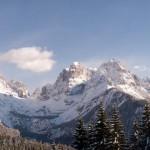 Madonna di Campiglio Dolomiitit alppimaisema