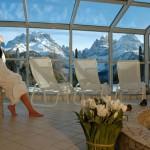 Madonna di Campiglio hotelli Bio Hermitage after ski