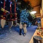 Madonna di Campiglio joulu after ski markkinat hiihtokylä alppikylä
