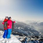 Paradiski les arcs la plagne alppimaisema hiihtokeskus laskettelukeskus