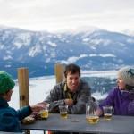 Revelstoke after ski hiihtokeskus rinneravintola