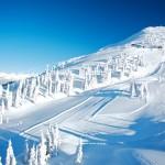Revelstoke hiihtokeskus rinteet laskettelurinteet Monashee Selkirk