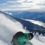 Revelstoke laskettelu puuteri offari lumi
