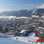 Schladming hiihtokeskus kisamäki