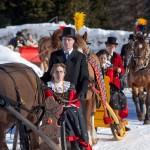 St. Moritz engadin perinteet