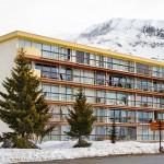 Alpe d'Huez majoitus kylä