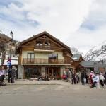 Alpe d'Huez Vaujany kylä