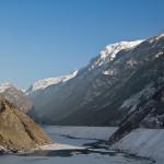 Les 2 Alpes  pato järvi