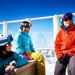 Les 2 Alpes le 3200 rinneravintola