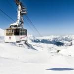 Les 2 Alpes kabiinihissi