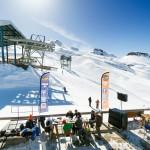Les 2 Alpes rinneravintola le Pano