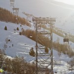 Les 2 Alpes Jandri express hissi