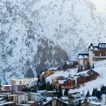 Les deux Alpes kylä