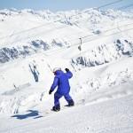 Les 2 Alpes lumilautailu