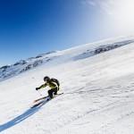 Les 2 Alpes jäätikkö laskettelu