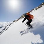 Les 2 Alpes puuteri lasku