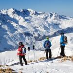 Les 2 Alpes off-piste