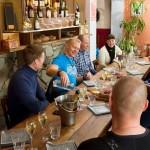 Les 2 Alpes hiihtokeskus ravintola