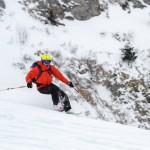 Les 2 Alpes offarilaskija