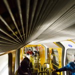 Les 2 Alpes jäätikkö metro