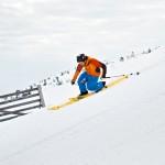 Luosto hiihtokeskus tellu laskettelu