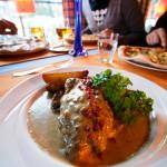 Luosto tunturi ruoka ravintola Kerttuli